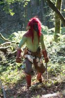 Berserker O' Zul'Aman Forest - Warcraft Troll by Carancerth