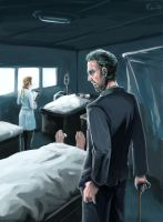 Gregory House M.D. by perapera