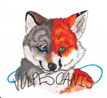 Vulpes-Canis Logo by Vulpes-Canis