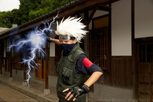 Kakashi Cosplay by KimMazyck