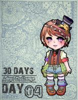 .: 30Days Adoptable Challenge - Day 04 {Closed} :. by Biiiscoito