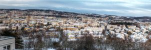 HDR Panorama by Sertrain