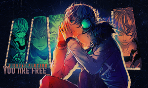 You are free by lonedoutlosr