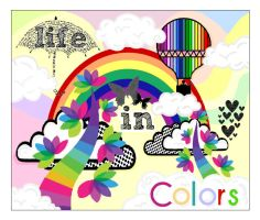 Life in colors. by Amanious