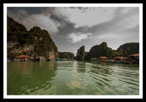 Ha Long Bay - Vietnam - Series: No 22 by SnapperRod