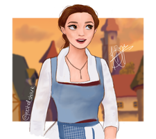 That Belle by pastelshark1103