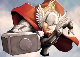 thor color by zecarlos