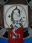 Guardian of Hope by InkArtWriter