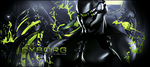 The Cyborg Signature by Rabling-Arts