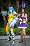 Neon strike Vi and Caitlyn by spacechocolates