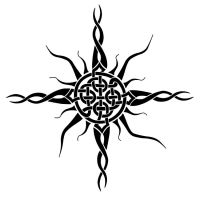 Celtic Sun by FieryInamorata