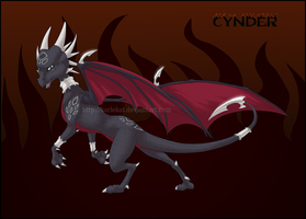 Cynder: Dawn of the Dragon by KarleKat