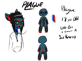Rp Character Plague by xXTheMooXx