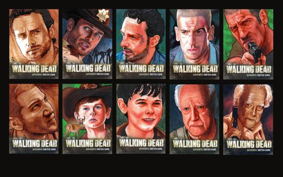 The Walking Dead Season 2 by MJasonReed