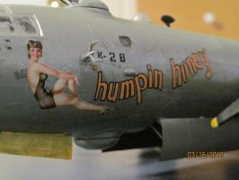 B-29 Superfortress: The Name Says it All by cloudyrainbow561