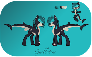 Guillotine -- Reference Sheet by acervine