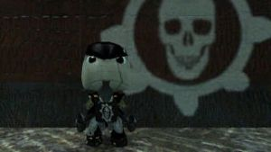 Gears of War LBP by Robin101