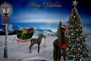 Merry Christmas ::2014:: by FantasiasGraphics