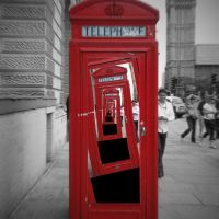 Red box by lostknightkg