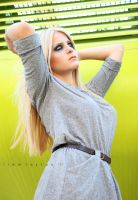 Smoky Blue Blue Eyes in City_5 by iremtural