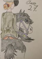 AQS Mini Show - Milkyway Sidesaddle by Nuuhku87