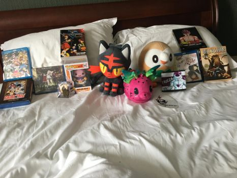 Naka-Kon 2017: The Spoils of War by UniversalStudiosGeek