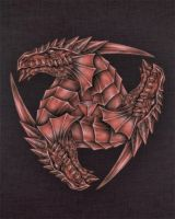 House Targaryen Banner by Soapfish-Art