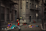 Back Alley Riot by The-Ironwing-Kaiser