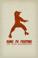 Kung Fu Fighting by jobajik
