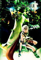 Final Fantasy XIII by CrossDominatriX5