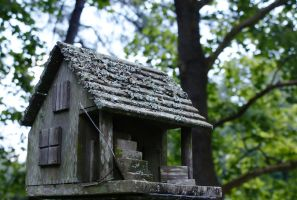 Old Bird House by RPG-Master94