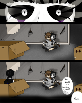 Bad Dream Part 5 by JustALittleZombie