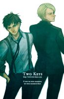 Two Keys by nuu
