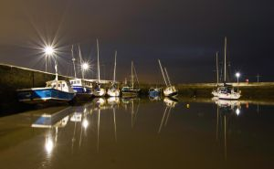 Fisherrow Harbour. by BusterBrownBB
