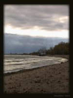 Cherry Beach, Toronto by mykem