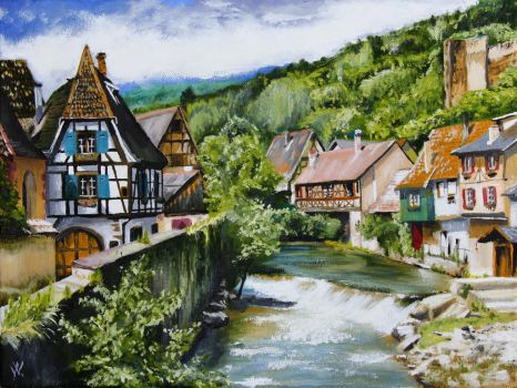 Alsace by methosw