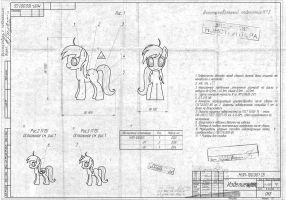 Making ponies: stage 1 by muffinRush