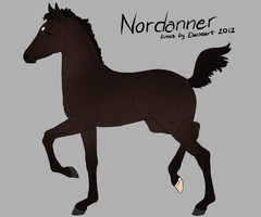 .:Foal Design for Earth:. by RodeoLuvr