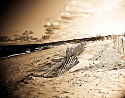 Vintage Lake Michigan by angelsfalldown1