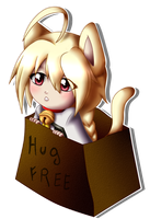 [VGU] .:Hug Free:. by Cintia-the-Cat