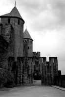 Carcassonne IV by AndreLeVattep