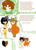 You Are You Prologue part 1 by The-Pink-Green-Chibi