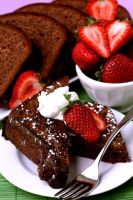Choc Brioche French Toast 3 by bittykate