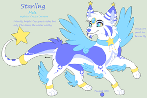 Starling Reference 2015 by Kainaa