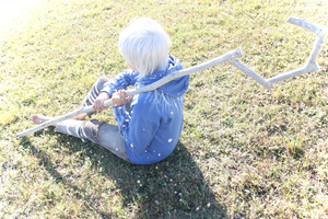 Jack Frost (Cosplay) - Falling Snow by Awesome-Vivi