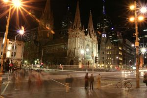 Flinders and Swanston II by Summon-The-Wolves
