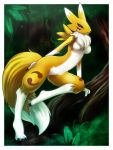 renamon +jungle+ by nancher