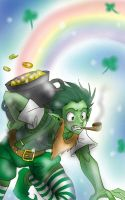 .::You Want Me Pot o Gold:. by Manicfool