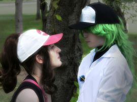 Shippy Pictures: Pokemon BW by YuniX-2