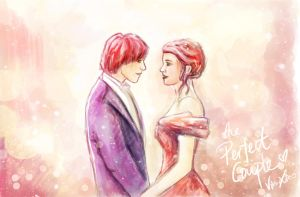romione: the perfect couple by vivsters